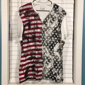 INC Women's Shirt Size XXL
